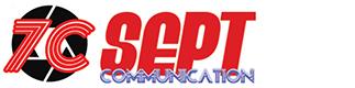 Sept Communication Pour vos travaux d'imprimerie (flyers, affiches, stickers etc…), infographie, shooting photo, sites web, tee-shirts personnalisés, objets publicitaires